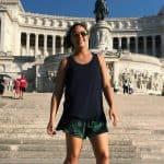 Nicki Polocheck in Rome